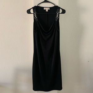 Michael Kors cowl neck dress
